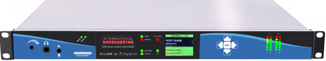 ENC5010 Professional Audio Encoder